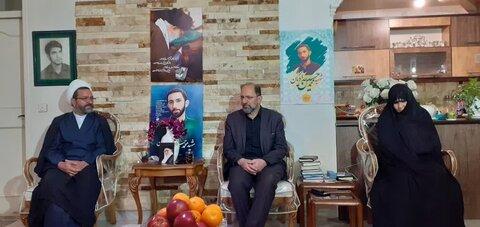 دیدار معاون تبلیغ و امور فرهنگی حوزههای علمیه