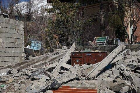 باردید آیت الله رئیسی ار مناطق زلزله زده سی سخت