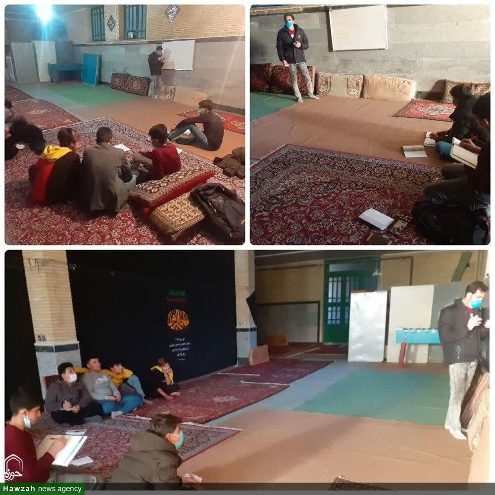 وقتی مسجد به پایگاه جوانان و نوجوانان تبدیل می شود | بدرقه اموات کرونایی تا آخرین منزل