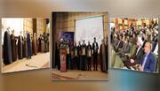 مجمع الإمام الحسين (ع) يحصل على المركز الاول في مسابقة الحوزة العلمية الدولية