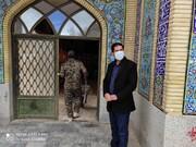 کانون های مساجد کهگیلویه و بویراحمد پای کار مردم زلزله زده سی سخت