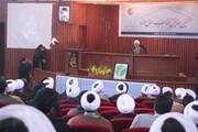تصاویر آرشیوی از هشتمین همایش کتاب سال حوزه در اسفند ماه ۱۳۸۵