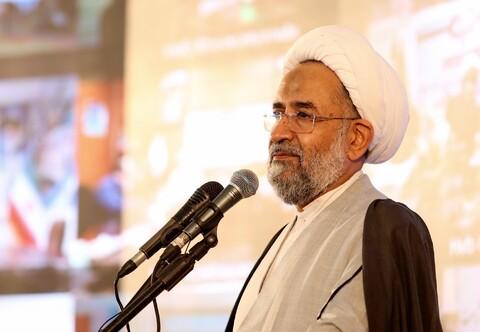 تصاویر/ اختتامیه اولین جشنواره ملی پرچمداران انقلاب اسلامی، دفاع مقدس و مقاومت