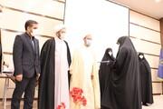 تصاویر/ همایش «نقش زنان در تحقق بیانیه گام دوم انقلاب» در سمنان