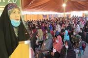 پاکستان میں خواتین کو با اختیار اور تربیت یافتہ بنانے کیلئے وسیع میدان خالی ہے، خواہر سیدہ زہرا نقوی