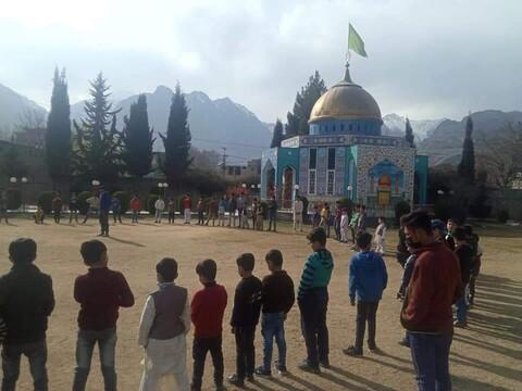 گلگت میں عالمی یوم علی اصغر (ع) پروگرام
