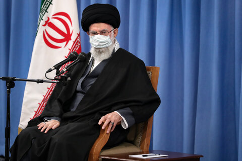 صوت کامل بیانات رهبر معظم انقلاب در دیدار اعضای مجلس خبرگان رهبری