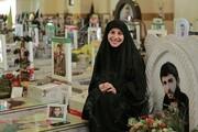 بانوی لبنانی، رهنمودهای رهبری را آتش به اختیار اجرا میکند