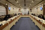 تصاویر/ نشست کمیسیون ساماندهی رشتههای تحصیلی شورای سیاستگذاری حوزههای علمیه خواهران