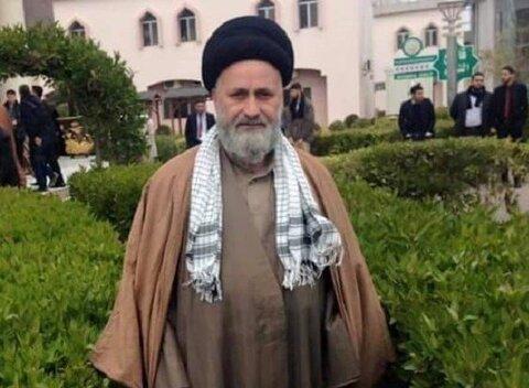 سید جبار المعموری رئیس اتحادیه علمای مسلمان در دیالی