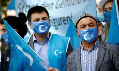 مسلمانان ایغور چین