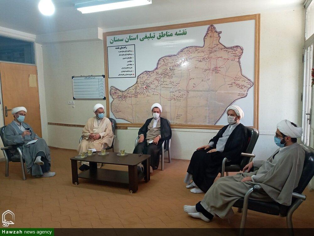 خلأهای تبلیغی استان سمنان با همکاری نهادهای فرهنگی و تبلیغی تکمیل شود