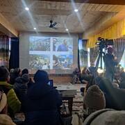 تصاویر/ کرگل میں جمعیت العلماء اثنا عشریہ کی جانب سے جشن میلاد امام محمد تقی (ع) کا انعقاد