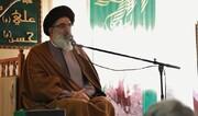 قدرت و اقتدار ایران اسلامی از خون شهداست   خون شهدا اجازه انحراف و تحریف ارزشها را نمیهد