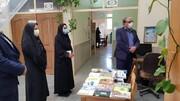 کتابخانه علی بن امام محمد باقر(ع) کاشان رتبه نخست جشنواره استانی را کسب کرد