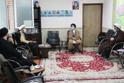 اولین جلسه دارالقرآن حوزه علمیه خوزستان برگزار شد