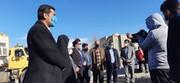 کاروان بزرگ کمکهای کانون فرهنگی مساجد در سیسخت/ نان ۲ ماه زلزلهزدگان تضمین شد
