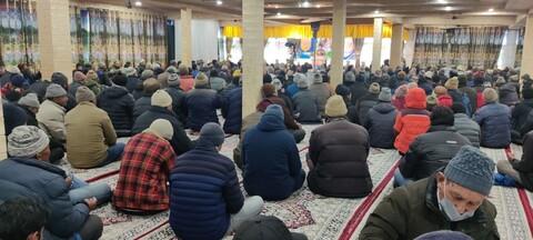 کرگل میں جمعیت العلماء اثنا عشریہ کی جانب سے جشن میلاد امام محمد تقی (ع) کا انعقاد
