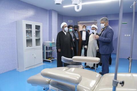 افتتاح مرکز فوقتخصصی جراحی محدود درمان ناباروری طهورا