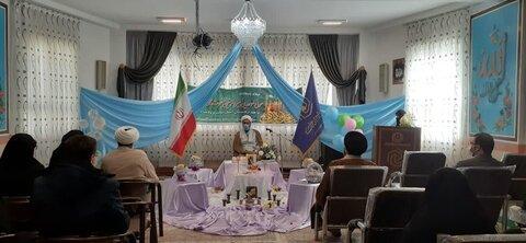 مراسم جشن ولادت امام علی(ع) در مدرسه علمیه الزهرا(س)تبریز