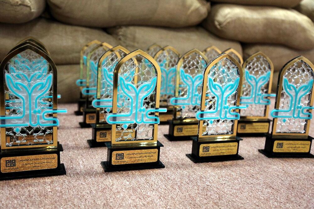 برگزیدگان اولین جشنواره کتاب سال فرق، ادیان، اقوام و مذاهب تقدیر شدند