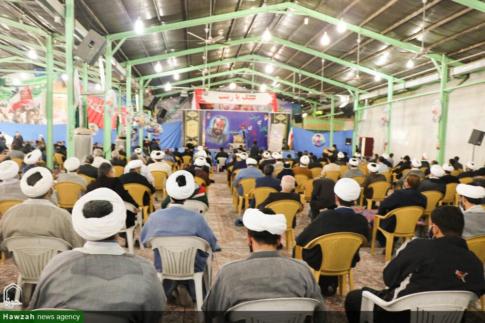 تصاویر/ گردهمایی یاوران معروف در گلستان شهدای اصفهان