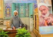 مراسم کلنگ زنی بزرگترین موقوفه نهج البلاغه در اصفهان برگزار شد