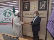 تفاهم نامه همکاری دانشگاه علوم پزشکی و مرکز خدمات حوزه علمیه کاشان امضا شد