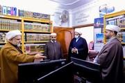 روضہ مبارک حضرت عباس (ع) کے قرآنی منصوبہ بہترین اور مثالی اقدام+تصاویر