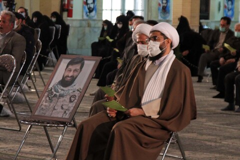 تصاویر /دیدار جامعه مداحان استان با نماینده ولی فقیه در همدان
