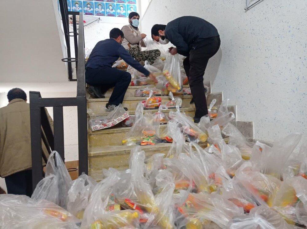 تصاویر  فعالیت های طلاب جهادی فارس در یاسوج