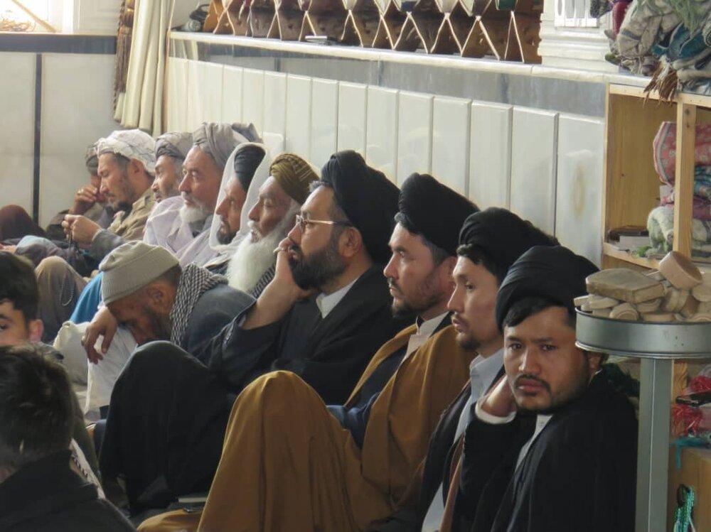 جشن میلاد حضرت امیرمومنان علی (ع) در کابل برگزار شد + تصاویر