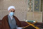 تقدیر امام جمعه قزوین از اقدام قرارگاه خاتم