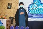 تقدیر دبیر گروه های جهادی حوزه علمیه قزوین از آیت الله اعرافی