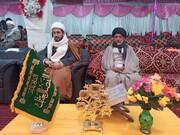 Jamiat ul Ulama Isna Asharia celebrated the birth anniversary of Imam Ali (a.s) in Ladakh