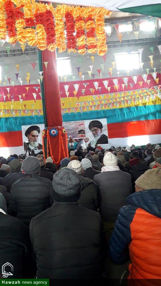 کرگل؛ انجمن صاحب الزمان (عج) کے زیر اہتمام جشن مولود کعبہ نہایت ہی مذہبی عقیدت و احترام کے ساتھ منایا گیا
