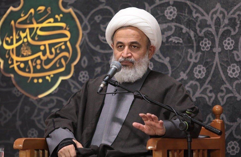 شہدائے لشکر فاطمیون، عالم اسلام کے لیے سبب افتتخار ہیں، حجت الاسلام علی رضا پناہیان