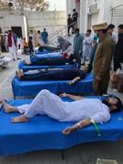 منہاج الحسین پاکستان کے طلبہ نے تھیلیسیمیا کے مریضوں کیلئے خون کا عطیہ دے کر جشن مولود کعبہ منایا