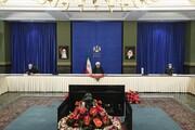 تصاویر/ جلسه ستاد ملی مبارزه با کرونا