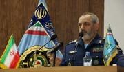 قائد سلاح الجو الايراني: لدينا اشراف كامل في اجواء المنطقة