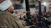 Anniversary of Hazrat Zainab (S.A) demise  in Kargil, Ladakh