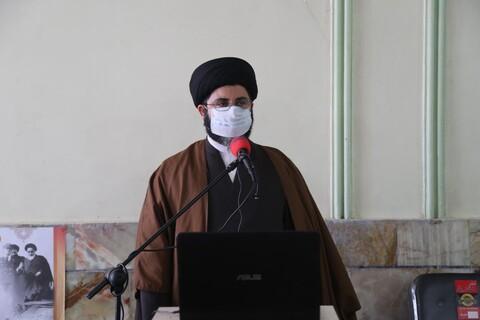تصاویر/ جلسه ستاد بحران نهادهای حوزوی و مدارس علمیه استان خوزستان