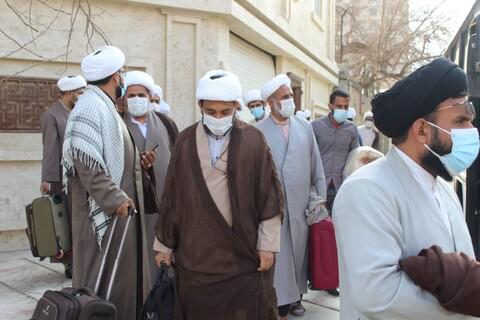 تصاویر  اردو علمی فرهنگی زیارتی مشهد مقدس