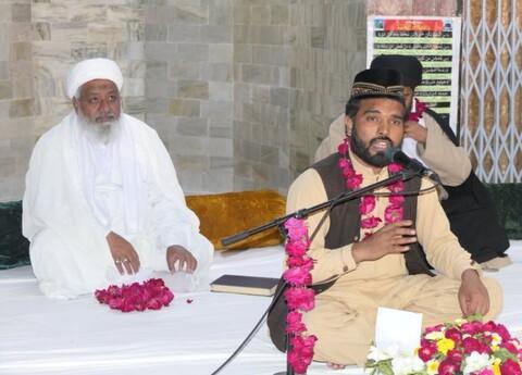 لاہور، جشن مولود کعبہؑ کے سلسلہ میں جامعہ المنتظر میں تقریب