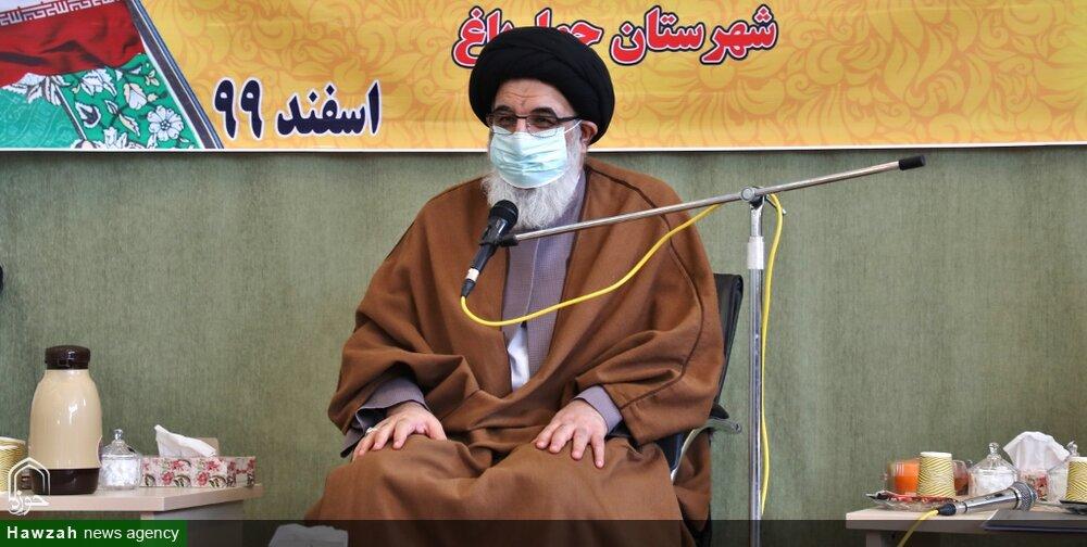 چهل و نهمین همایش ائمه جمعه استان البرز برگزار شد