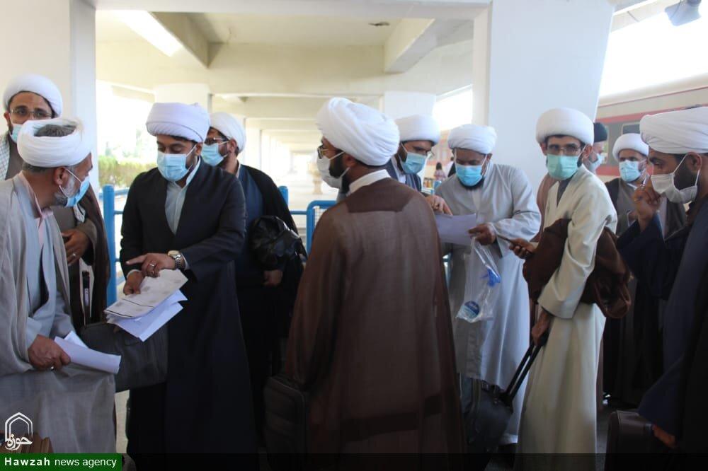 تصاویر| اردوی علمی، فرهنگی و زیارتی مشهد مقدس