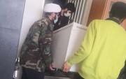 کلیپ | امدادرسانی طلاب جهادی کهگیویه و بویراحمد در سیسخت