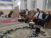 مسجد حضرت ابوالفضل(ع) روستای سید صفری شیراز افتتاح شد
