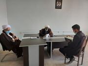آزمون «تلبس» در حوزه علمیه آذربایجان شرقی برگزار شد