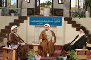 آیت اللہ علوی بروجردی اور استاد خسرو پناہ دزفولی کے مابین علمی مکالمہ